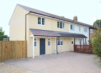 Thumbnail 3 bed end terrace house for sale in Finch Road, Earley, Reading