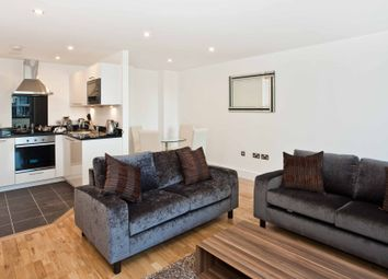 Thumbnail 2 bed flat to rent in Distillery Tower, 1 Mill Lane, London
