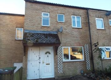Thumbnail 3 bed terraced house for sale in Bringhurst, Orton Goldhay, Peterborough, Cambs