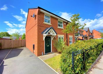 Thumbnail 3 bed semi-detached house to rent in Weaste Lane, Salford