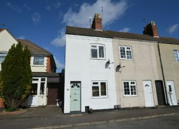 2 bed end terrace house for sale in Alexandra Street, Narborough, Leicester LE19