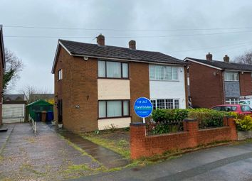 Thumbnail 2 bed semi-detached house for sale in Oak Lane, Chase Terrace, Burntwood