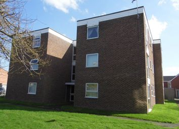 Thumbnail 1 bed flat to rent in Crest Court, Bobblestock, Hereford
