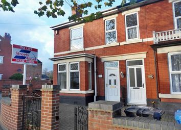 Thumbnail 3 bed semi-detached house to rent in Stenson Road, Derby