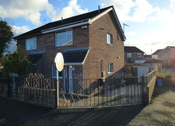 Thumbnail 2 bed terraced house to rent in Keats Road, Caldicot