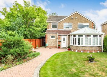 Thumbnail 4 bed detached house for sale in Northfield Close, South Cave