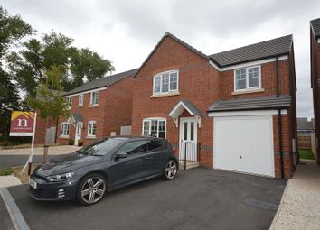 Thumbnail 4 bed detached house for sale in Teal Drive, Sandbach