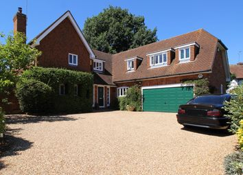 Thumbnail 5 bed detached house to rent in New England Close, St Ippolyts, Hitchin