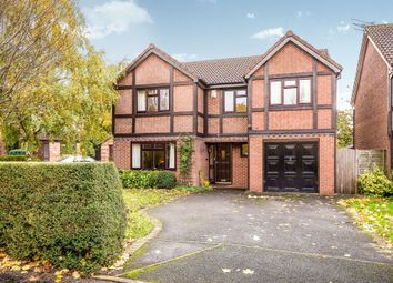 Thumbnail 4 bed detached house for sale in Thornycroft, Winsford