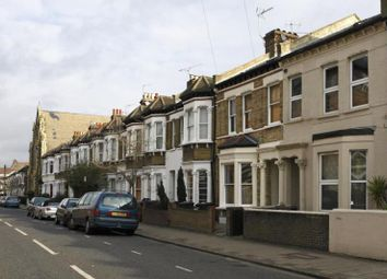 Thumbnail 3 bed flat to rent in Hubert Grove, Clapham North, London