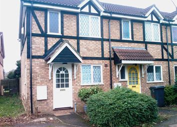 Thumbnail 2 bed end terrace house to rent in Magpie Close, London
