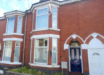 Thumbnail 1 bed property to rent in Walthall Street, Crewe