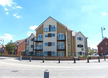 Thumbnail 1 bed flat for sale in Eagle Way, Peterborough