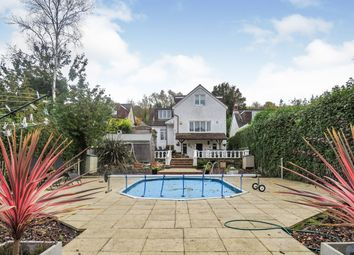 Thumbnail 5 bed detached house for sale in London Road, Clanfield, Waterlooville