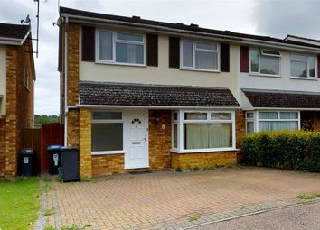 Thumbnail 4 bed semi-detached house to rent in Varney Close, Warners End, Hemel Hempstead, Hertfordshire