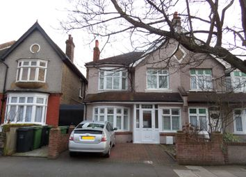 Thumbnail 4 bedroom semi-detached house for sale in Newquay Road, London
