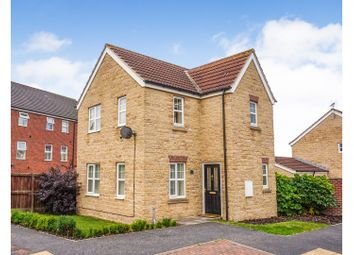 Thumbnail 3 bed detached house for sale in Barnsdale Way, Pontefract