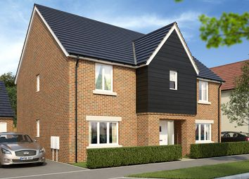 "Thumbnail 5 bed detached house for sale in ""The Cheltenham"" at Vale Road, Bishops Cleeve, Cheltenham"