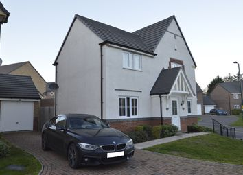 Thumbnail 4 bed detached house to rent in Greenfinch Drive, Shrewsbury