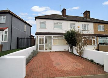 Thumbnail 3 bed end terrace house for sale in Hill Rise, Greenford