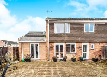 Thumbnail 4 bedroom semi-detached house for sale in Colne Drive, Berinsfield, Wallingford