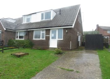 2 bed semi-detached house for sale in Gardeners Road, Debenham, Stowmarket IP14