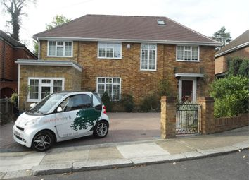 Thumbnail 5 bedroom detached house for sale in Sudbury Hill Close, Wembley, Middlesex
