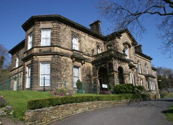 Thumbnail 2 bed flat for sale in The Old Nursery, 1B Stamford Road, Mossley, Greater Manchester