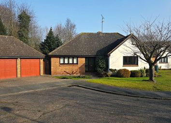 Thumbnail 3 bed detached bungalow to rent in Osier Close, Melton, Woodbridge