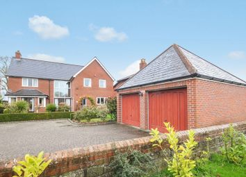 Thumbnail 4 bed detached house for sale in Kings Acre Road, Hereford