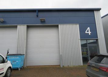 Thumbnail Warehouse to let in Enterprise Way, Clacton-On-Sea
