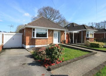 Thumbnail 2 bed detached bungalow for sale in Charmwen Crescent, West End, Southampton