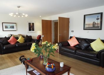 Thumbnail 2 bed flat to rent in Penstone Court, Chandlery Way, Cardiff