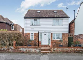 Thumbnail 4 bed detached house for sale in The Street, Boughton, Faversham, Kent