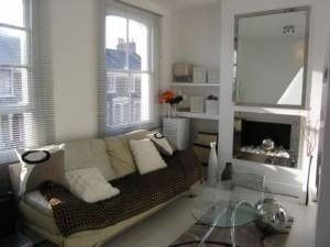 Thumbnail 1 bed flat to rent in Kincaid Road, London