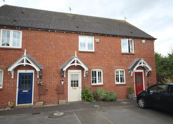 Thumbnail 2 bed terraced house for sale in Applebees Meadow, Hinckley