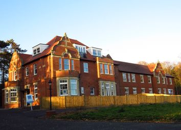 Thumbnail 2 bed flat for sale in The Drive, Hellingly, Hailsham