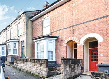 Thumbnail 3 bedroom terraced house for sale in Warner Street, Derby