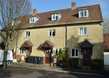 Thumbnail 3 bed terraced house for sale in Christys Gardens, Christys Lane, Shaftesbury