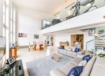 3 bed flat for sale in Vanguard Building, 18 Westferry Road, Canary Wharf, London E14