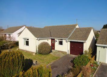 Thumbnail 2 bed detached bungalow for sale in Long Park, Modbury, South Devon