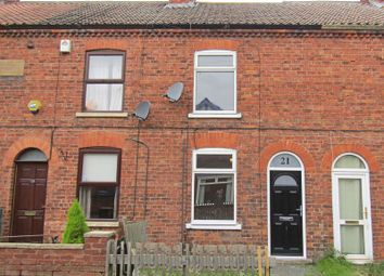 Thumbnail 2 bed terraced house to rent in Strawberry Road, Retford