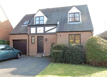 Thumbnail 3 bed detached house to rent in Grange Drive, Bishops Cleeve