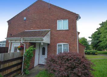 Thumbnail 1 bed semi-detached house to rent in Prestbury Close, Oakwood, Derby
