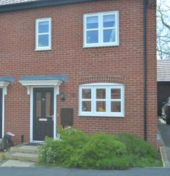 Thumbnail 3 bed semi-detached house for sale in Spire Close, Ashbourne