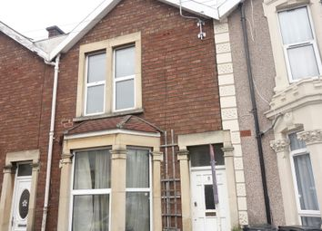 Thumbnail 2 bed terraced house for sale in Hamilton Road, Easton, Bristol