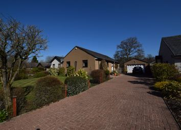 Thumbnail 3 bed detached bungalow for sale in Fonab Crescent, Pitlochry