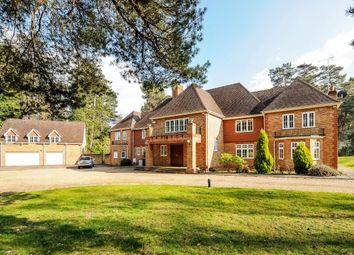 Thumbnail 7 bed detached house to rent in Woodhall Lane, Sunningdale, Berkshire