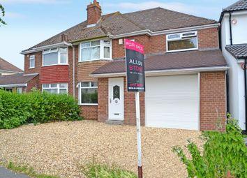 Thumbnail 4 bedroom semi-detached house for sale in Headley Park Avenue, Headley Park, Bristol