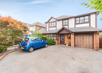 Branksome Hill Road, College Town, Sandhurst GU47. 5 bed detached house